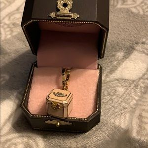 NWT- Juicy Couture Original Box Charm